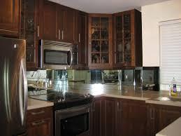 mirror backsplash kitchen kitchen design ideas kitchens seashore glass and mirror mirrored