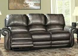 Lazy Boy Reclining Sofa And Loveseat Power Dual Reclining Sofa Shadow Leather House Sh Lazy Boy