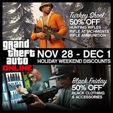 best black friday weapon deals black friday weekend sales gtao u0026 rswarehouse