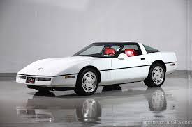 1989 chevrolet corvette motorcar classics exotic and classic
