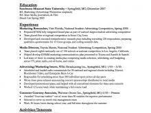 actuary cover letter student resume critique cover letter sample
