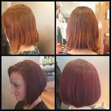 fixing bad angled bob haircut how to fix a bad bob haircut beautiful when your stylist goes way