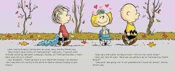 a charlie brown thanksgiving peanuts daphne pendergrass