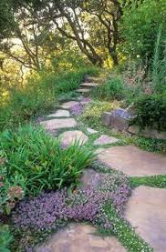 Backyard Walking Paths A Path Is A Prior Interpretation Of The Best Way To Traverse A