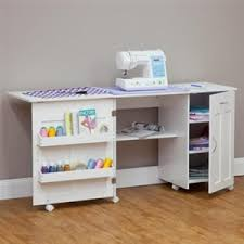 cheap sewing machine cabinets buy mobile craft desk or sewing machine table graysonline australia