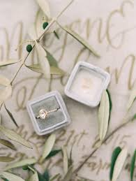 Country Wedding Rings by Outdoor Country Wedding Real Weddings Oncewed Com