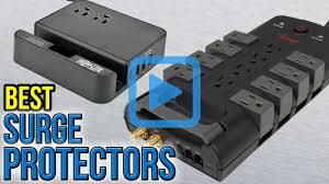 Top 10 Surge Protectors Of 2017 Video Review