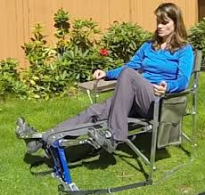 Chair Cycle Turn Your Chair Into A Recumbent Exercise Cycle Much More By