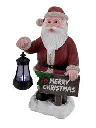 santa claus statue on sale