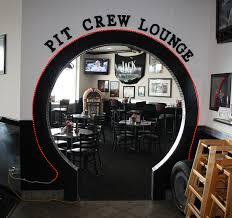 Bbq Restaurant Interior Design Ideas Speed Over To Pit Stop Bbq For Great Food Race Decor
