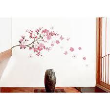 plum blossom prunus mume flowers chinese painting removable sales plum blossom prunus mume flowers chinese painting removable wall art decals stickers mural