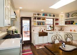 eclectic kitchen ideas copper sinks convention eclectic kitchen decoration ideas