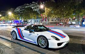 porsche 918 racing a918pi u2013 white porsche 918 spyder martini racing by sebastien