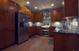 what color backsplash with wood cabinets kitchen colors nj kitchens and baths