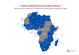 Corruption Map Is Africa Behind Au Anti Corruption Efforts Iss Africa