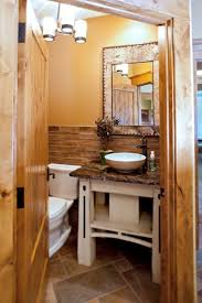 Log Home Bathroom Ideas Colors 36 Best Bathroom Ideas Images On Pinterest Rustic Bathrooms