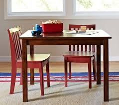 Pottery Barn Dining Room Tables Carolina Small Play Table Pottery Barn Kids