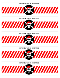 Free Printable Halloween Tags For Gift Bags by Pirate Themed Birthday Party With Free Printables How To Nest