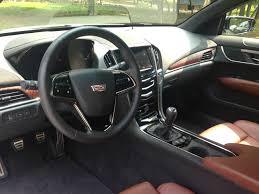 Cadillac Ats Coupe Interior 2015 Cadillac Ats Coupe Fewer Doors More Stick Shiftier Quick