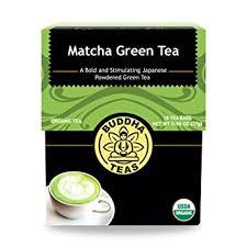 amazon com organic matcha green tea bags has caffeine