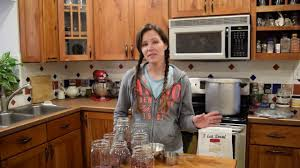The Frugal Homemaker by Canning Dried Beans Frugal Living Series Youtube
