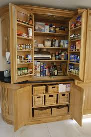 free standing larder cupboards oliver u0027s kitchens ltd