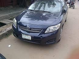 toyota 2008 price 9ja used toyota corolla 2008 model price 1 5m autos nigeria