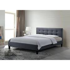 Upholstered And Wood Headboard Ding Full Size Bed Headboard And Frame Upholstered Diy