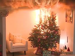 holidays on fire when christmas trees and candles lead to 911