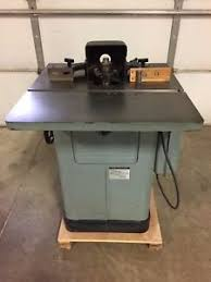 Ebay Woodworking Machinery Auctions by Woodworking Shaper Ebay