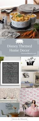 Sié E Social Disneyland Deco Bloom Interior Design Inspiration