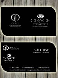 designer jewellery australia upmarket business card design for ash harris by junaid