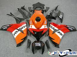 2008 cbr rr motorcycle fairings honda cbr 1000 rr 2008 2011 repsol hit