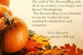 wishing all of our readers a happy thanksgiving the