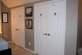 Closet Door Pulls Replacing Closet Doors Styledbyjames Co