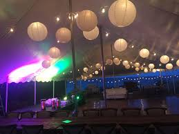 wedding tent lighting marblehead tent event party rentals gallery page serving