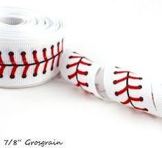 baseball ribbon 1 baseball playe 10yd grosgrain printed ribbon free shipping for