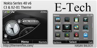 udjo42 themes for nokia c3 e tech theme for nokia c3 x2 01 asha 200 201 themereflex
