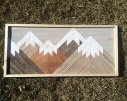 reclaimed wood wall mountain mantel cabin