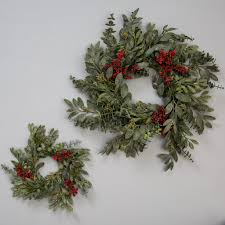 eucalyptus wreath berry eucalyptus wreath magnolia chip joanna gaines