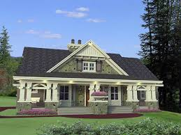 craftsman home plan house plan 42653 craftsman plan with 2322 sq ft 3 bedrooms 3