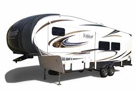 Blue Ridge And Cardinal Fifth Wheels By Forest River For Forest River Introduces Bunk House Floor Plan For Wildcat Vogel