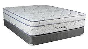 continental sleep mattress 12 inch orthopedic pillow top queen