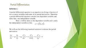 standard one maths higherorder non homogeneous partial differrential equations maths 3