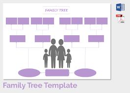 25 family tree templates free sample example format free