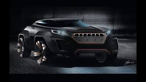 jeep grand wagoneer concept concept 2019 jeep grand wagoneer youtube