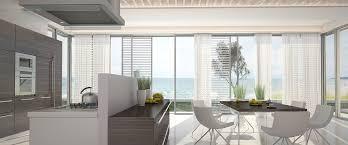 modern kitchen window treatments southwest florida blind blog window treatments