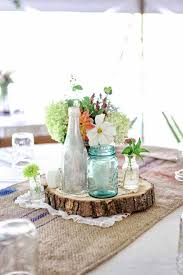 Log Centerpiece Ideas by 19 Lovely Summer Wedding Centerpiece Ideas Will Amaze Your Guests