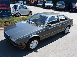 maserati biturbo sedan 1985 maserati biturbo classic italian cars for sale