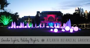 atlanta botanical garden lights atlanta botanical garden coupon greenfain